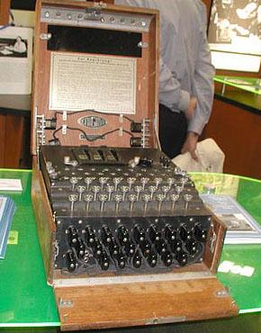 Энигма - шифровальная машина