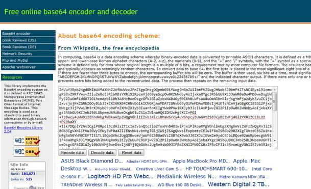 Раскодируем зашифрованный код